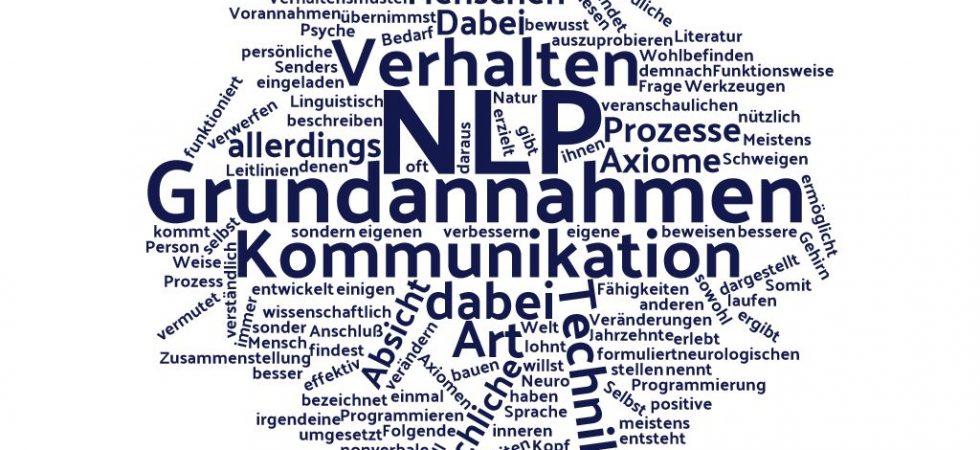 Das Bild zeigt bedeutende Wörter aus dem NLP
